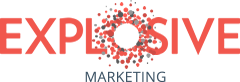 Explosive Marketing Mobile Logo